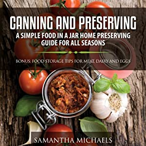 Canning and Preserving Audiobook
