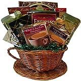 Art of Appreciation Gift Baskets Cafe Comforts Coffee Basket