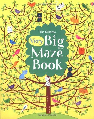 Very Big Maze Book (Big Maze Books)