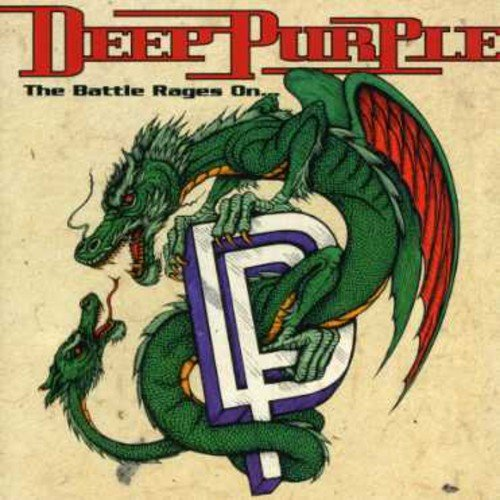 CD : Deep Purple - Battle Rages on (CD)