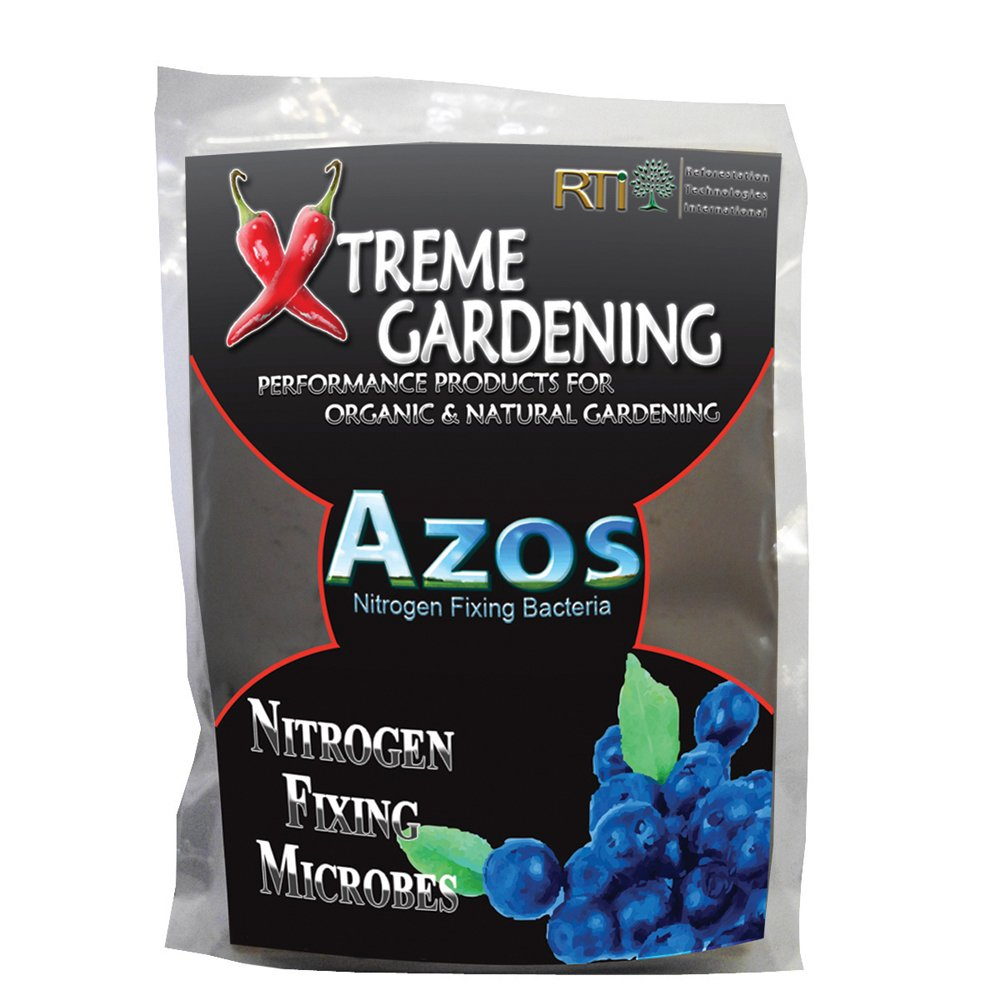 Xtreme Gardening RTI RT1351 Azos Nitrogen Fixing Microbes, 12-Ounce Bag