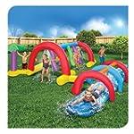 Backyard Adventure Water Park Slide S...