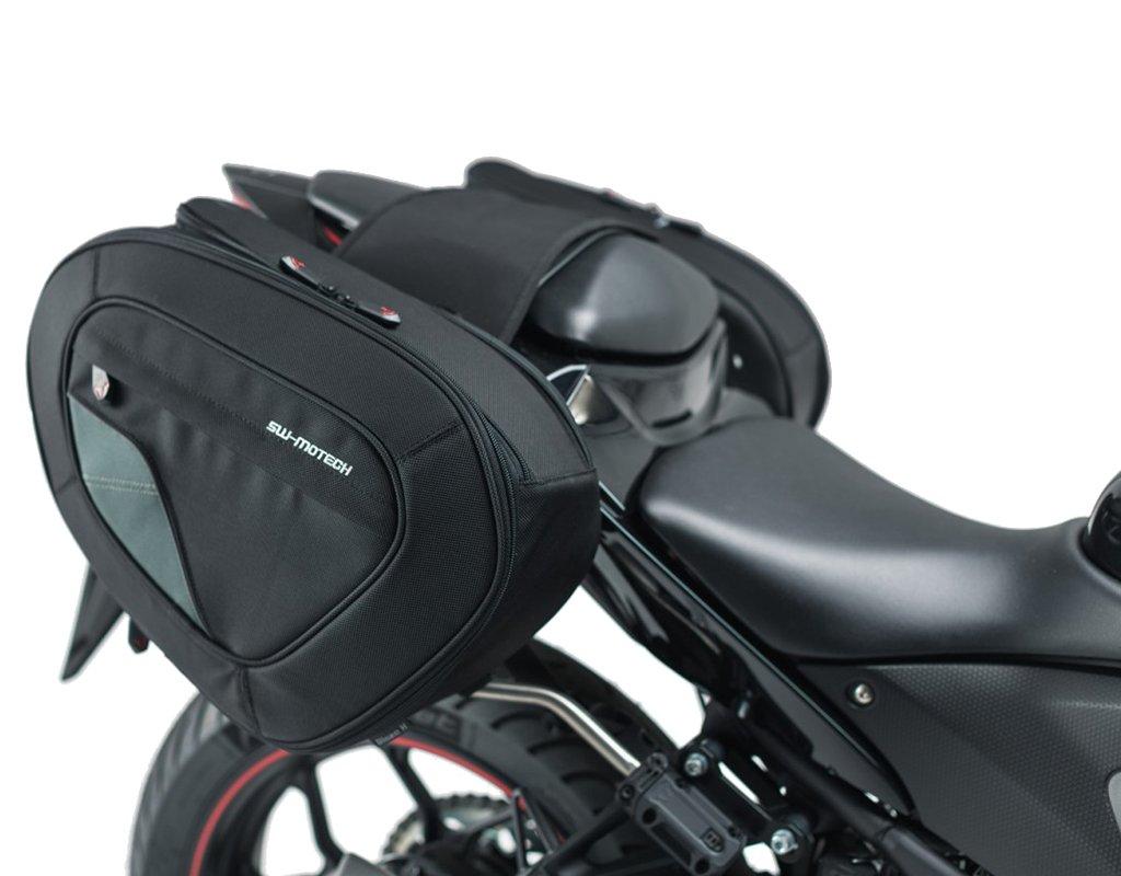 SW-MOTECH Blaze Sport Saddlebag System for Yamaha YZF R3 '15-'17