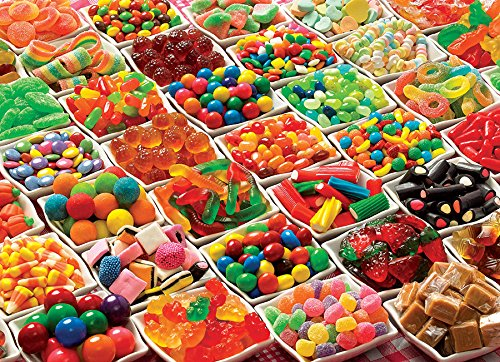 COBBLE HILL Sugar Overload Jigsaw Puzzle (1000 Piece)