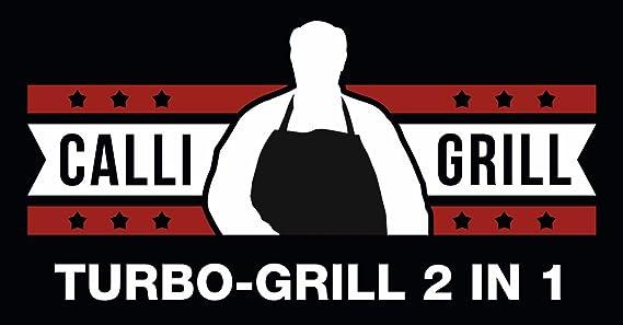 TV unser Original 05613 Calli Barbecue électrique: