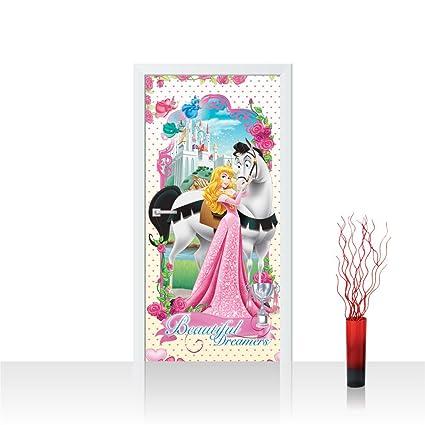 Amazon.com: Papel pintado fotográfico para puerta | Disney ...