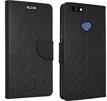 the best attitude 805c8 1ca0e ORC Huawei Honor 7A Flip Cover - Luxury Mercury Diary: Amazon.in ...