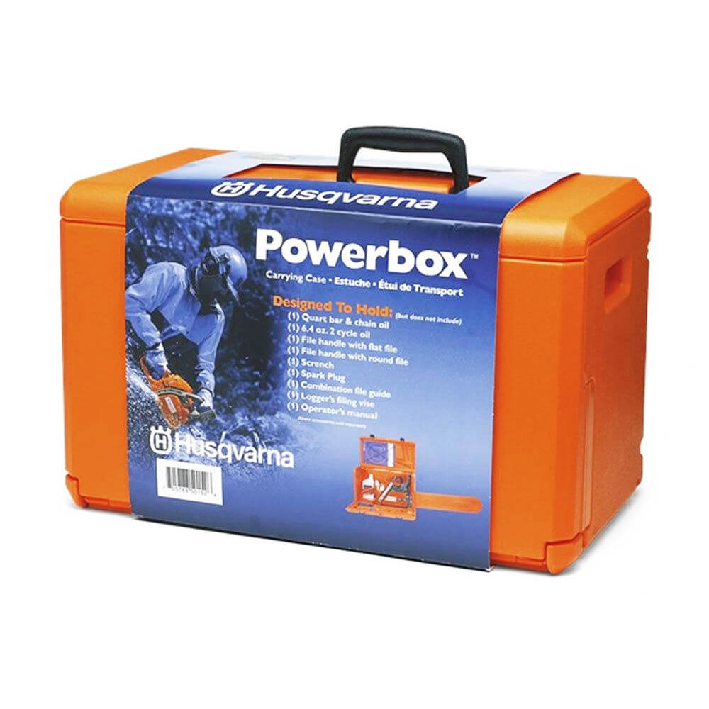 Husqvarna Powerbox Carry Case(knockdown) Part # 576739001