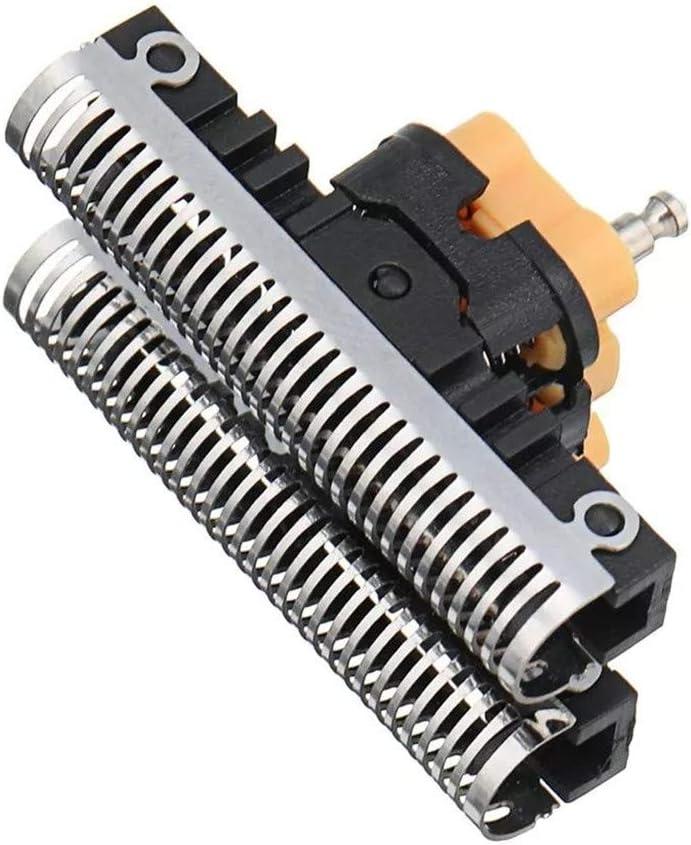 Hiansh 51S Series - Cabezal de repuesto para afeitadora Shaver 5 8000 Shaver 5643 5758 8970 para afeitadora Super Close Bump Free Shaving - Negro: Amazon.es: Hogar