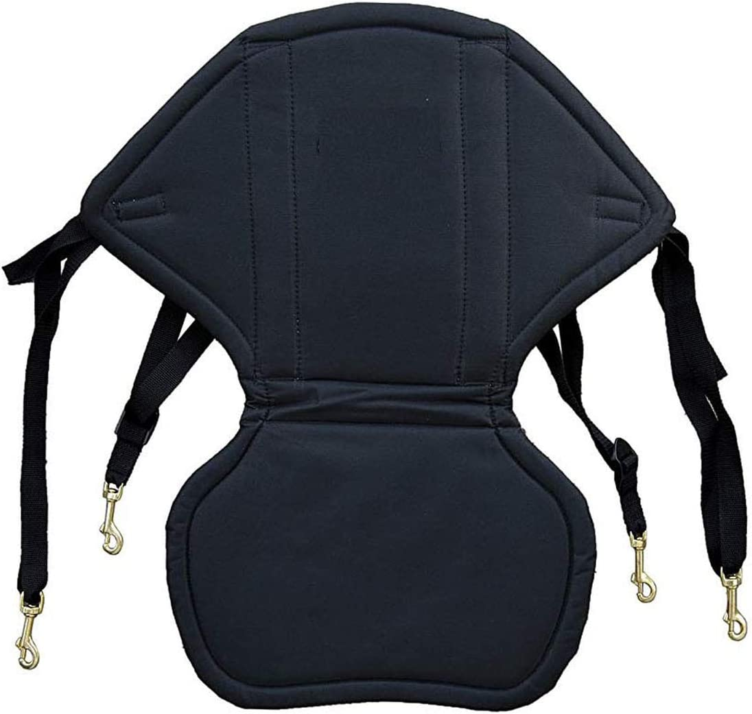 YueYueZou® ユニバーサルカヤックシート カヌー 快適シート 調節可能なクッションパッド