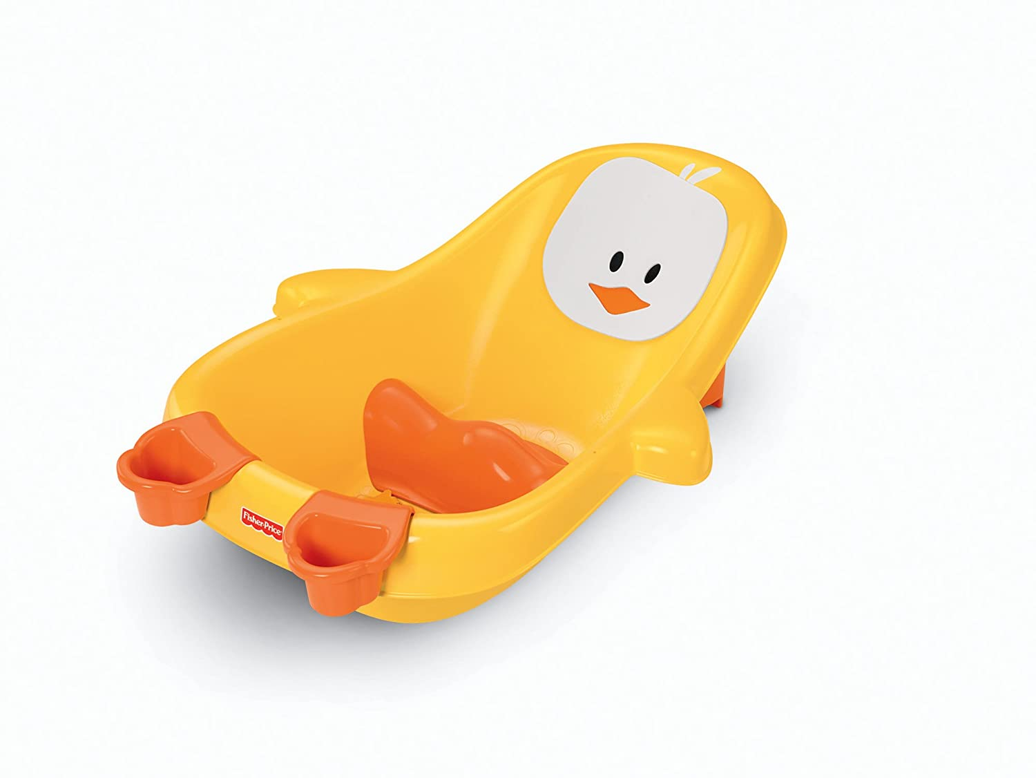 Amazon.com : Fisher-Price Tub, Ducky Pal : Baby Bathing Products : Baby