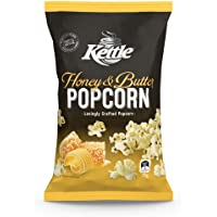 Kettle Popcorn Honey Butter, 18 x 25g