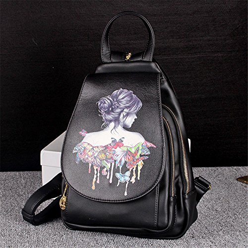 24 Shoulde Rucksack Bag 3 30 Women 11 10CM q11XnrOwT