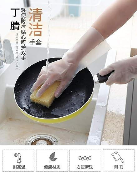 Couleur: Blanc, Style: Une Paire Gants /À Usage Unique PVC Examen M/édical Film Plastique Transparent Fournitures De Nettoyage M/énagers 100 PiecesBox
