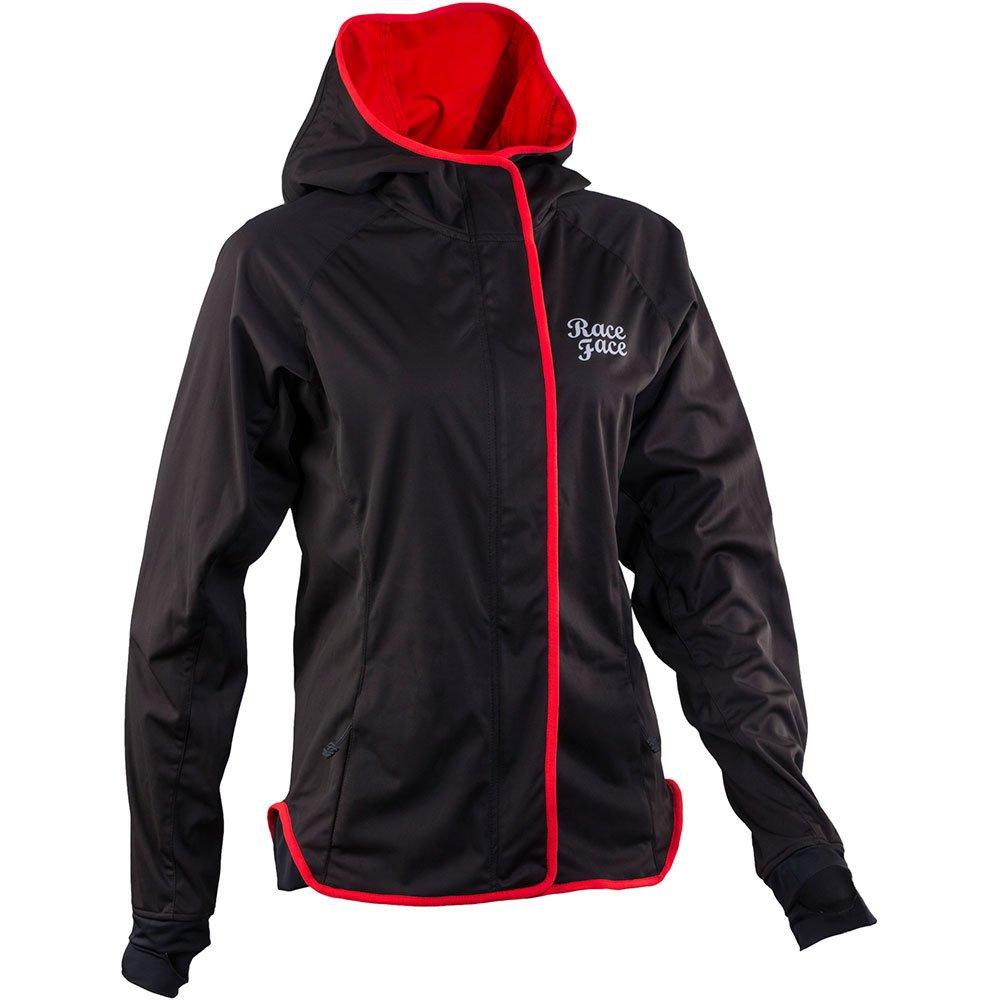 Race Face Scout Women's Jacket: Black LG