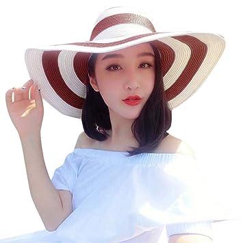 Sombreros de Mujer Verano, 🌳MINXINWY Nueva Gorra de Playa ...