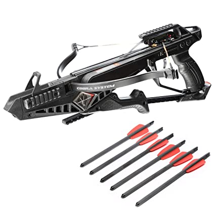Amazon com : EK Archery Cobra R9 System Pistol Crossbow