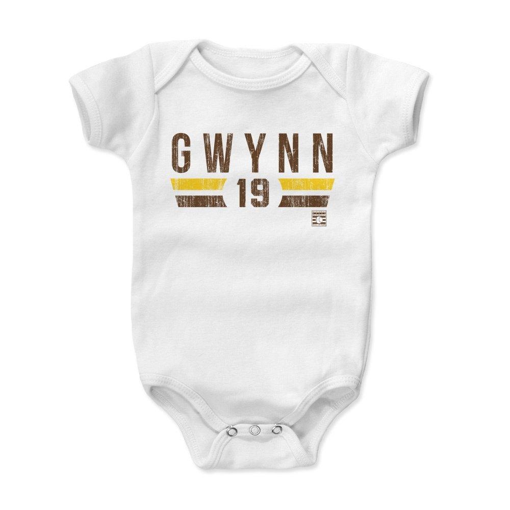 格安販売中 500レベルのTony Gwynn Infant B072SD51QZ 6 & Baby 3 Onesieロンパース – San Diego野球ファンギア野球の殿堂の公式ライセンス – Tony GwynnフォントN B072SD51QZ ホワイト 3 - 6 Months 3 - 6 Months|ホワイト, CIVARIZE公式ストア:c4e87e5f --- svecha37.ru
