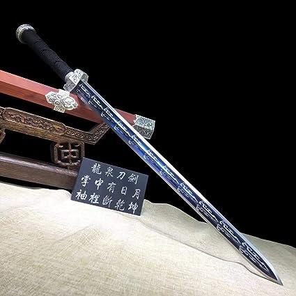 Amazon.com: Chino aleación de espada/Movie Hero Nameless ...