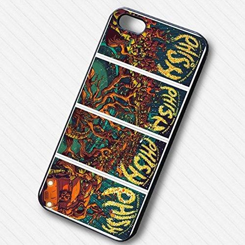 Flames phish pour Coque Iphone 6 et Coque Iphone 6s Case D8C6NE