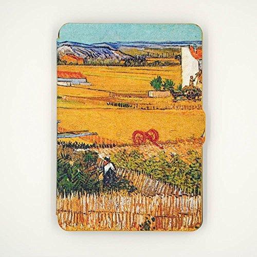 5f389009fc70 Kandouren - Case Cover for Amazon Kindle Paperwhite - Harvest Unique Art  Skin