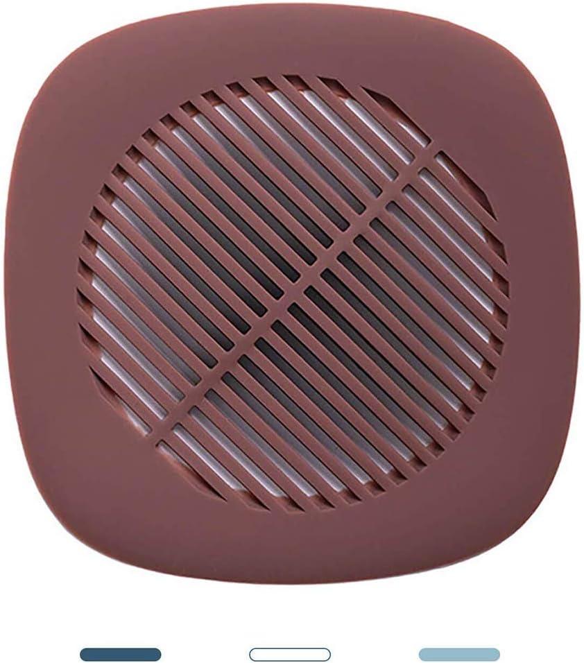 CJMING Filtre /à Baignoire Cr/épine en Caoutchouc d/évier de Baignoire pour Baignoire Assortissent des Tailles de Drain de 3.5cm /à 4.5cm Filtre Cheveux Douche Filtre En Silicone Attrape Cheveux