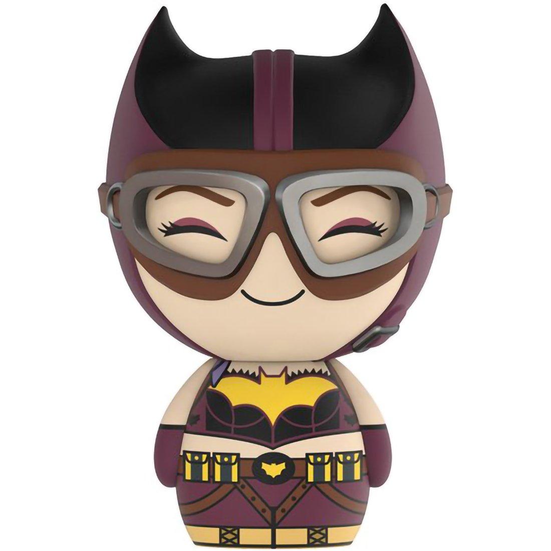 Funko Batgirl Dorbz x DC Bombshells Vinyl Figure 21748 1 Official DC Trading Card Bundle