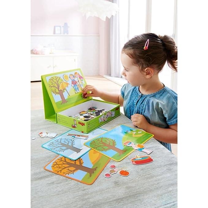 HABA 301950 Magnetspiel-box Sonstige Spielzeug-Artikel Feengarten günstig kaufen