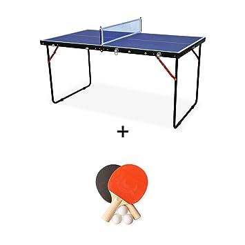 Pliable Ping Alice's Table De Mini Sapporo Indoor Garden Pong 7ybgf6Y