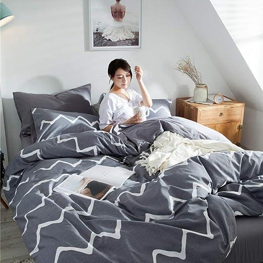 zzkds Elegante Dormitorio para niños y niñas, Ropa de Cama de ...