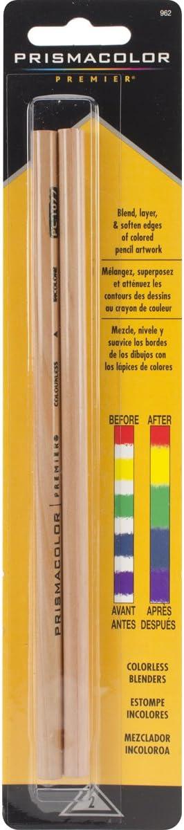 Bulk Buy: Sanford Prismacolor Blender pack of 3 (2/Pkg)