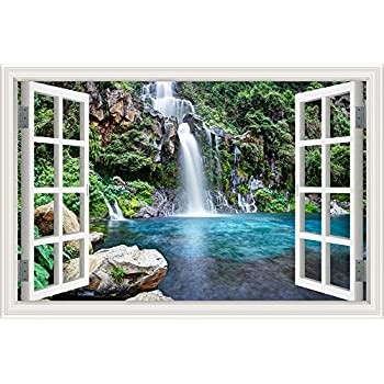 Amazon Com Removable Wall Murals Peel And Stick