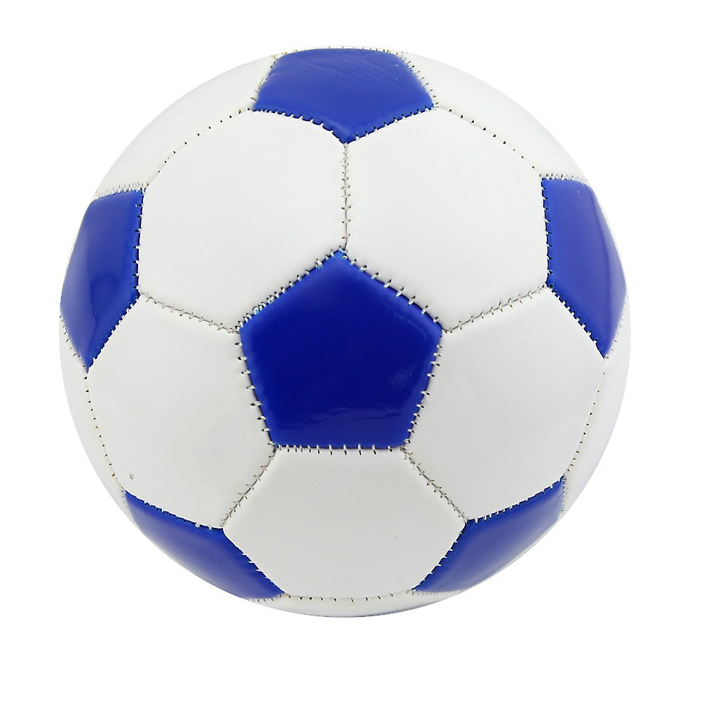3d9e758d7 PVC Soccer Ball Kid Child Playing Small Extra Strong Sports Soccer Football  Size 2 15cm Random Color, Soccer Equipment - Amazon Canada