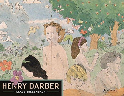 Henry Darger - Brooke Davis Style