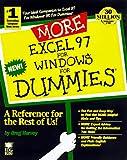 More Excel 97 for Windows for Dummies, Greg Harvey, 0764501380