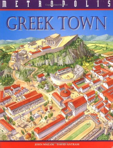 Download Greek Town: Metropolis PDF