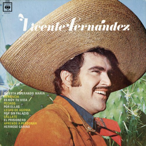 Stream or buy for $8.99 · Vicente Fernández