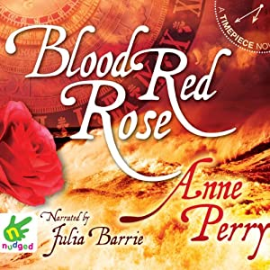 Blood Red Rose Audiobook