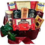 Art of Appreciation Gift Baskets Summer Gift Basket (Decadent Chocolate Truffles and Delightful Chocolate Treats)