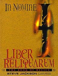 In Nomine Liber Reliquarum