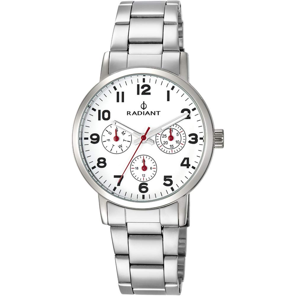 Radiant Funtime RA448701 Kid White Multifunction Watch by Radiant