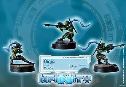 Amazon.com: Ninja Multi Sniper (1) Yu Jing Infinity Corvus ...