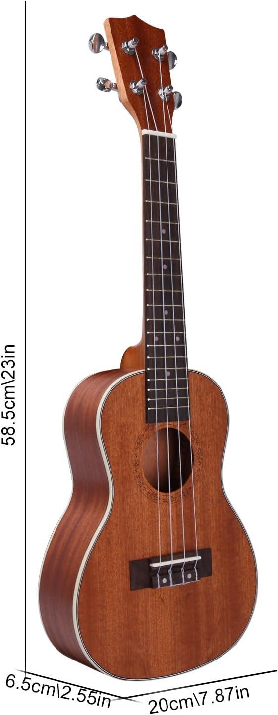 Cahaya ukelele: Amazon.es: Instrumentos musicales