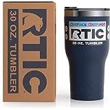 RTIC Tumbler 30 oz. Navy Matte Sand