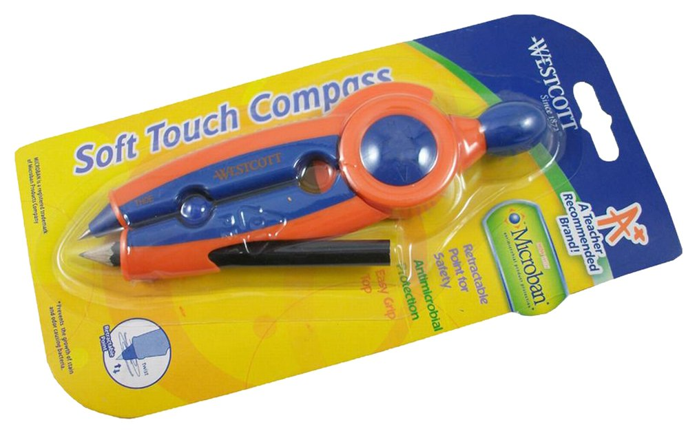 Acme Soft ACM14373 Microban Kids Soft Acme Touch Compass 512fed