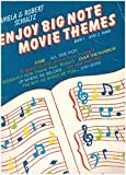 Enjoy Big Note Movie Themes Book 1 Level 2 Piano