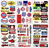 Motorsport Cars Nos Off-road Oil Nhra Drag Racing Lot 6 Graphic Vinyl Decals Stickers D6054