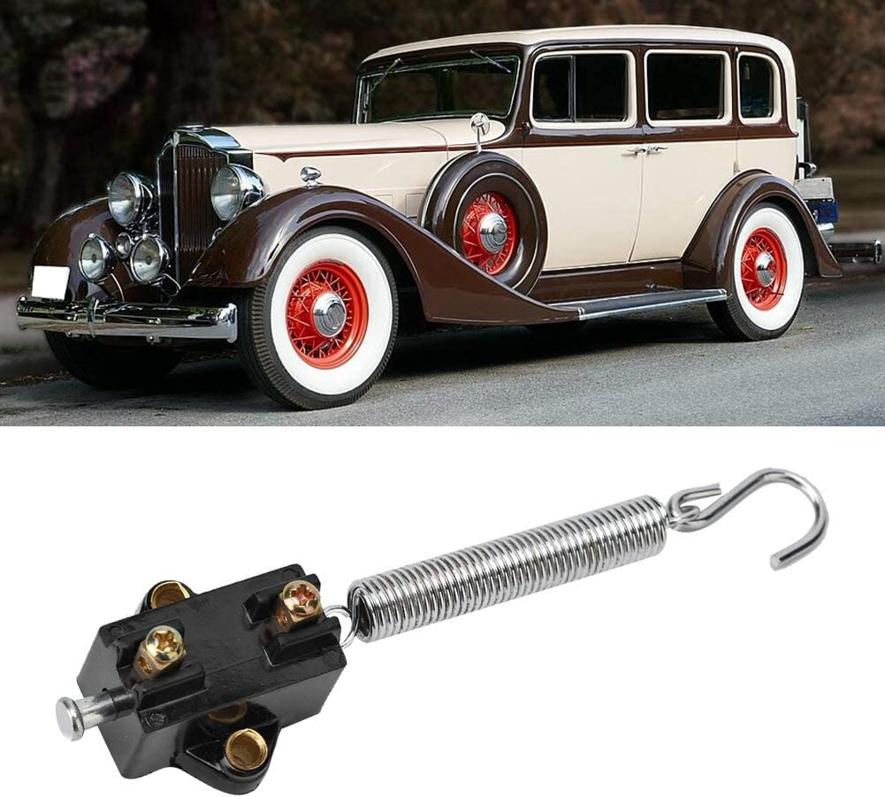 Universal 12V Brake Light Switch Normally Open Pull To Make for Classic Car