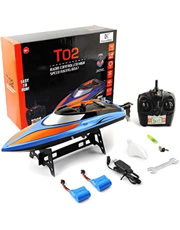Ferngesteuertes U-boot Qualifiziert Rc Submarine 27 Mhz Radio Control Submarine Racing Boot High Powered Fernbedienung Tauch Boote Spielzeug Beste Kinder Geschenk Neue Sammeln & Seltenes