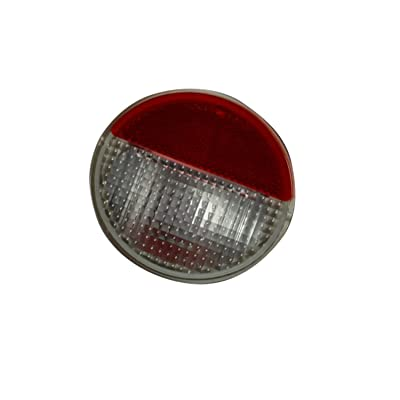 TYC 17-5161-01-1 Left Replacement Reflex Reflector: Automotive